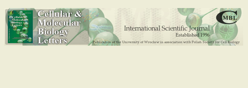 Czasopismo naukowe Cellular & Molecular Biology Letters