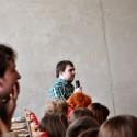 ODB 2013 - debata dotycząca GMO  Publiczność chętnie zadawała pytania