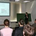 """ODB 2011 Warsztaty  """"DNA - encyklopedia życia"""" - wykład dr hab. Daniela Krowarscha"""